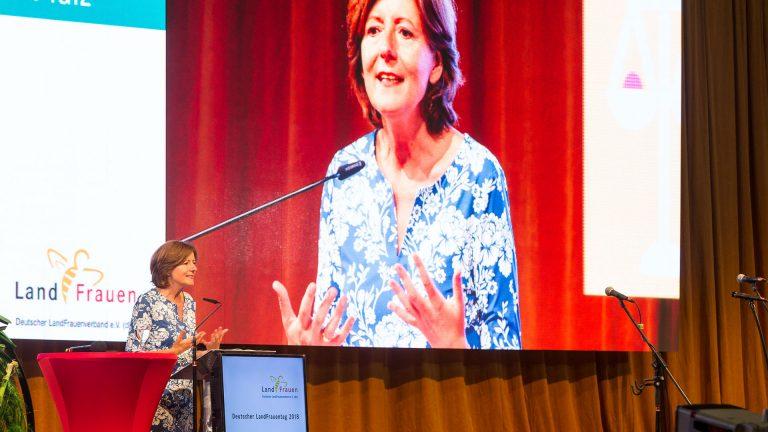Deutscher LandFrauentag 2018 begeistert 3.000 Gäste