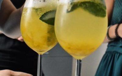 Mirabellen Drink