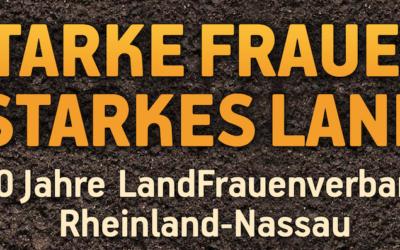 60 Jahre LandFrauenverband Rheinland-Nassau