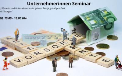 Unternehmerinnen Seminar